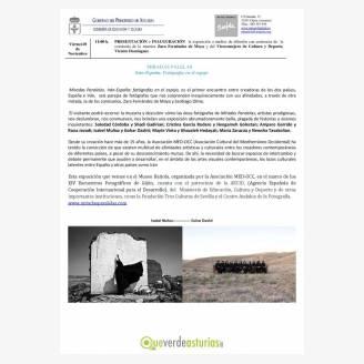 Miradas Paralelas, Irán-España: Fotógrafas en el espejo