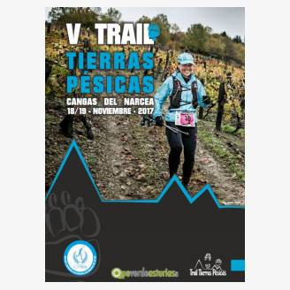 V Trail Tierras Pésicas Cangas del Narcea 2017