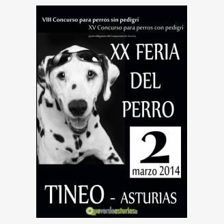 Asturias con niños, a dónde vamos hoy? a la  XX Feria del Perro 2014 en Tineo
