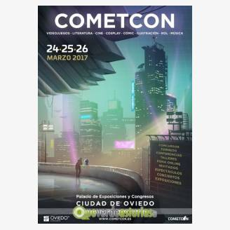 Cometcon'17 - Oviedo