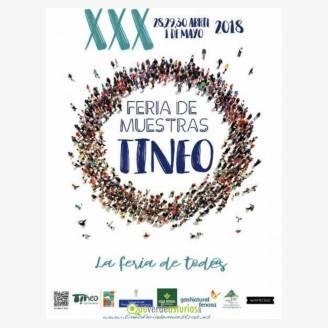 XXX Feria de Muestras de Tineo 2018