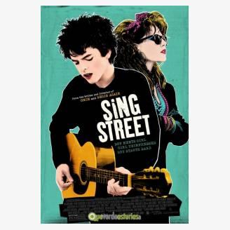 Proyección: Sing street