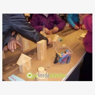 Sábados en el Museo - ¿Cómo es tu casa? Introducción a la arquitectura para niños