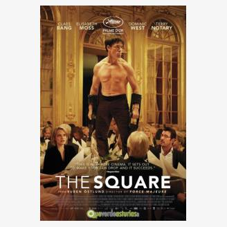 La Cinemateca ambulante: The square