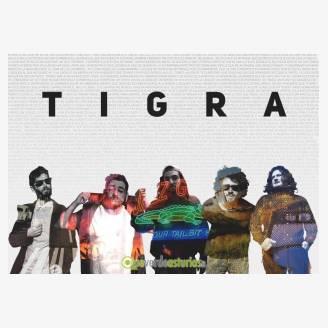 XX Concurso de Rock: Tigra - Fiestas de San Mateo Oviedo 2017