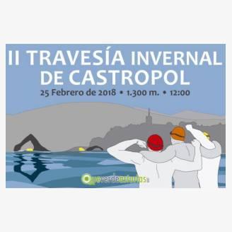 II Travesía Invernal de Castropol 2018