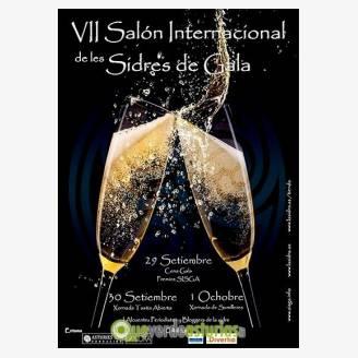 VII Salón Internacional de las Sidras de Gala 2017