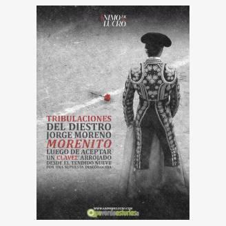 Tribulaciones del diestro Jorge Moreno `Morenito´