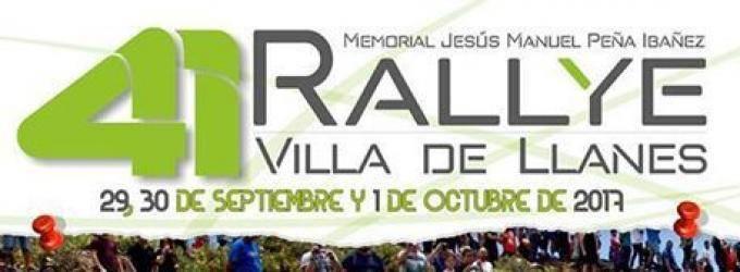 41º Rallye Villa de Llanes 2017