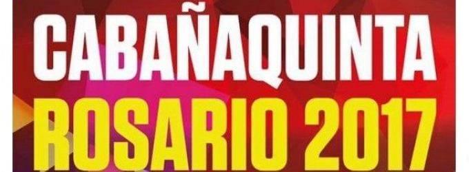 Fiestas del Rosario Cabañaquinta 2017