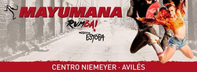 Rumba! de Mayumaná Avilés NIemeyer